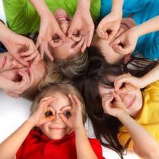 Fisioterapia para niños